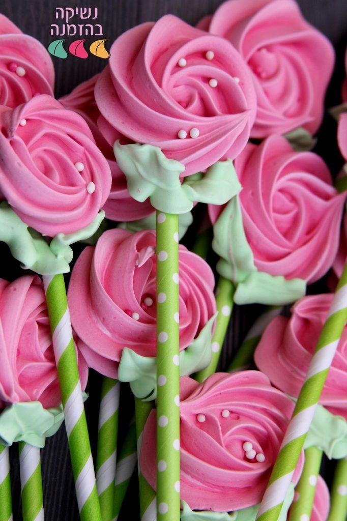 פרחי מרנג