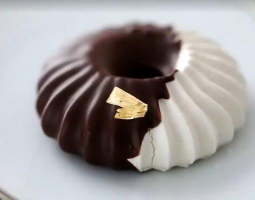 מרנג עם שוקולד