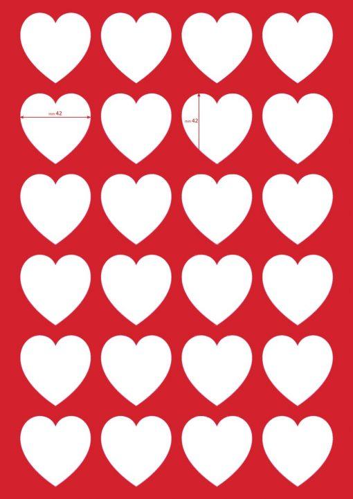 תבנית לב